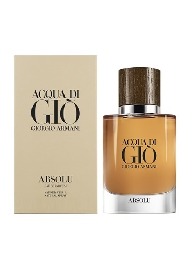 Giorgio Armani Aqua Di Gio Absolue Edp 125Ml Erkek Parfüm Renksiz